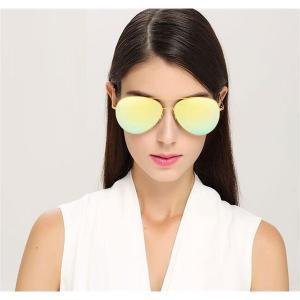 サングラス UVカット レディース ゴーグル メガネ カジュアル 偏光サングラス アウトドア 女性用 おしゃれ 紫外線カット shin-8