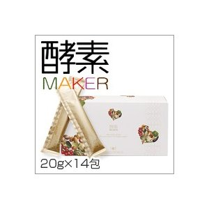 サラダメント 酵素メーカー 280g(20g×14包)|shinbeejapan
