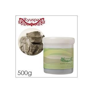 リュウスパ クチャ&海藻パック 500g ディープクレンジングパック 月桃葉水 マリンシルト もずく なめらか肌|shinbeejapan