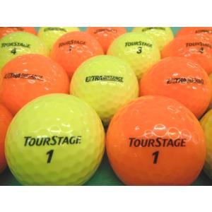 ロストボール ランク1 ツアーステージ EXTRA DISTANCE 14年モデル カラー2色混合 30P