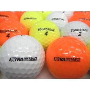 ロストボール ランク1 ツアーステージ EXTRA DISTANCE 14年モデル 全色混合 30P