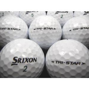 ロストボール ランク1 スリクソン TRI−STAR ホワイト 50P