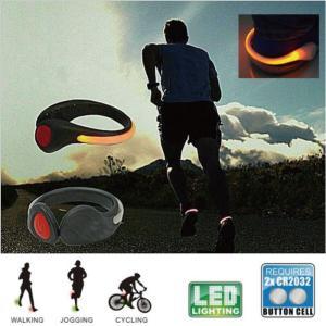 シューズLEDライト クリップでズレ落ちない ランニング ウォーキング サイクリング|shinei-store