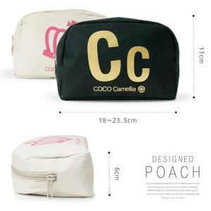 b28d0837aee8 coco camellia ココカメリア デザインポーチ No5 :dar100:SHINEI - 通販 ...