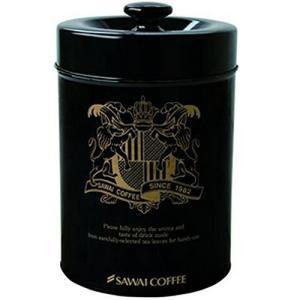 「商品情報」澤井珈琲のコーヒーの香りを長持ちさせるコーヒーの保存缶(コーヒーキャニスター)です。 澤...