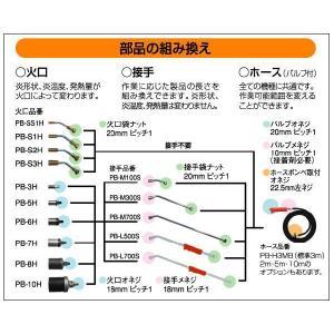 プロパンバーナー用火口3号|shinfuji|03