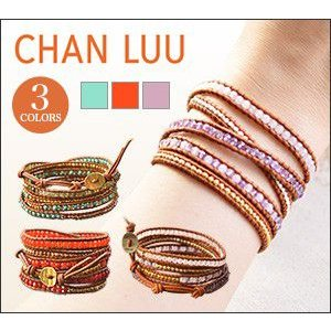 チャンルー CHAN LUU/クリスタルミックス ラップ ブ...
