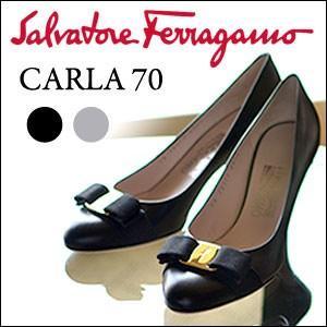 フェラガモ ハイヒール リボン パンプス レディース 靴...