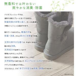靴 ブーツ 消臭 スプレー 除菌 バック 革製品にも|shinfulife-otherlife|04