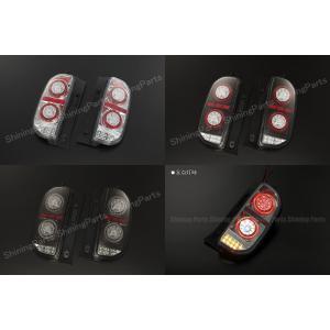 期間限定価格!【REIZ(ライツ)】 「流星バージョン」「全5色」 ハスラー(MR31S/MR41S) 3DライトバーオールLEDテールランプ shiningparts 02