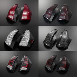 【Revier(レヴィーア)】「流星Ver」「全6種」 40系 プリウスα(ZVW40W/ZVW41W)※同型メビウス オールLEDテールランプ shiningparts 02