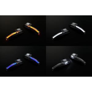 売りつくし価格! 50系RAV4  ウインカーミラー用LEDウィンカーレンズキット ウェルカムライト付き|shiningparts|02