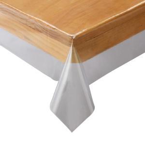 川島織物セルコン 透明ビニルクロス テーブルクロス 150×230cm JJ1029|shiningstore-life