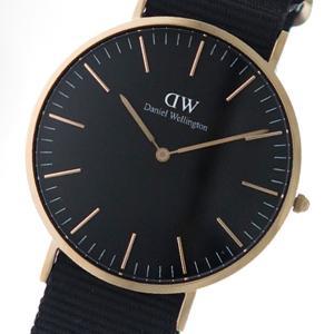 ダニエル ウェリントン クラシック コーンウォール/ローズ 40mm メンズ 腕時計 DW00100...