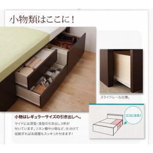 bed 木製 国産 収納 日本製 Fu-ton 大容量 棚付き スリム ベッド ベット 宮付き BOX構造 組立設置 ふーとん 大量収納 布団収納 シングル 小物収納 収納ベッド|shiningstore-life|12
