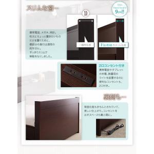 bed 木製 国産 収納 日本製 Fu-ton 大容量 棚付き スリム ベッド ベット 宮付き BOX構造 組立設置 ふーとん 大量収納 布団収納 シングル 小物収納 収納ベッド|shiningstore-life|15