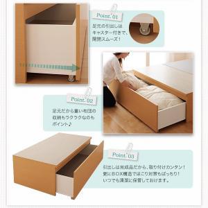 bed 木製 国産 収納 日本製 Fu-ton 大容量 棚付き スリム ベッド ベット 宮付き BOX構造 組立設置 ふーとん 大量収納 布団収納 シングル 小物収納 収納ベッド|shiningstore-life|10