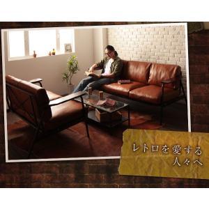 2P いす イス 椅子 chair 2人用 チェア ソファ レトロ 肘掛け 2人掛け ソファー 合成皮革 二人掛け PVCレザー リラックス アンティーク ヴィンテージ風|shiningstore-life|04