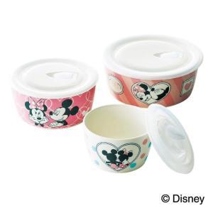ディズニー Mickey&Friends レンジパック3Pセ...