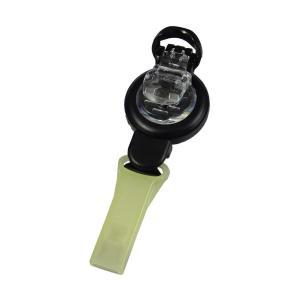 YCM ホイッスル リール&クリップ付き 蓄光 グリーン CPR-47L shiningstore