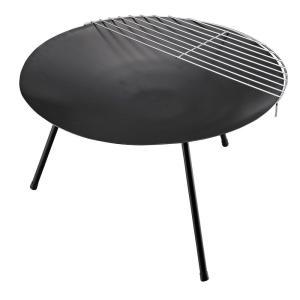 三脚(別売)と合わせてダッチオーブンや大型鍋が楽しめます。ダッチオーブン25cmにピッタリのサイズで...