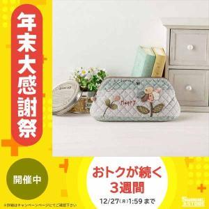 オリムパス パッチワークキット 可憐なお花のハッピーポーチ PA-603|shiningstore