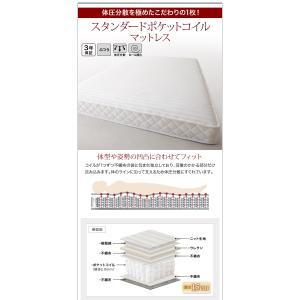 棚 家族 寝室 広い ロー ALBOL ベッド 大きい ベット アルボル ローベッド 木製ベッド 低いベッド ワイドK240 ローベット フレームのみ フロアベッド 040114464|shiningstore|18