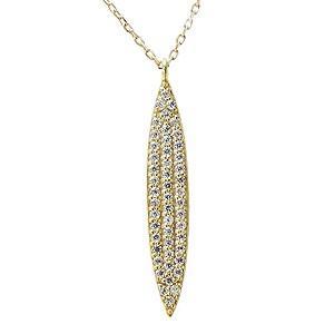 ダイヤモンド ダイヤモンドペンダントネックレス ダイヤ 0.24ct 18金 ゴールド K18 ダイヤネックレス チェーン付 ダイアモンド 送料無料|shinjunomori