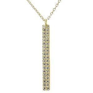 ダイヤモンド ダイヤモンドペンダントネックレス ダイヤ 0.19ct 18金 ゴールド K18 ダイヤネックレス チェーン付 ダイアモンド 送料無料|shinjunomori
