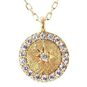 ペンダント ネックレス ダイヤモンド 0.10ct K18 ダイヤモンドネックレス ペンダント 4月誕生石 送料無料|shinjunomori