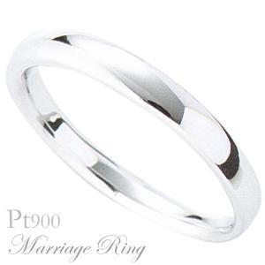 マリッジリング 結婚指輪 高品質 Pt900 プラチナ メンズ 1am|shinjunomori