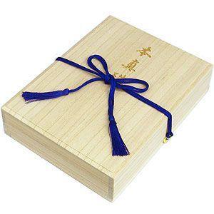 桐箱 パールネックレス イヤリング セット用 桐ケース 本真珠ケース 化粧箱つき 桐箱|shinjunomori