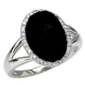 メンズリング メンズオニキスリング オニキス指輪 男性用ダイヤモンドリング 指輪 8月誕生石|shinjunomori