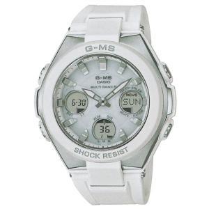 CASIO カシオ BABY-G G-MS 女性用 ソーラー アナデジ 腕時計 正規品 1年保証書付 MSG-W100-7AJF|shinjunomori|02