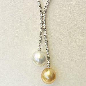 真珠パール ネックレス 冠婚葬祭 パール 南洋真珠パール ネックレス ジュエリー