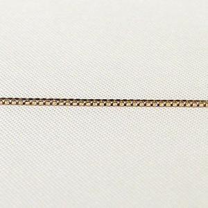 チェーン K18ピンクゴールド ライトベネチアン0.7mmチェーン 45cm スライド式|shinjunomori