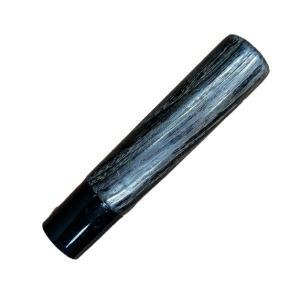 日本製 燕三条 焼き栗 和包丁柄 PC桂 中出刃包丁用(165〜180mm用) クリ材 高級感のある...