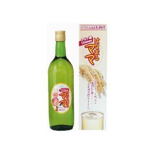 はなまるママ 720ml 〜玄米アミノ酸調味料〜|shinken-club