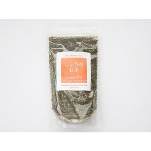 Cafe de Kampoh (カフェ・ド・漢方) 「しょうが紅茶 (100g)」|shinken-club