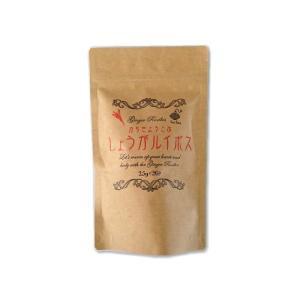 しょうがルイボス (ティーバッグ2.5g×20袋)|shinken-club