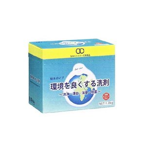住宅用洗剤 環境を良くする洗剤 (1000g) 粉末タイプ|shinken-club