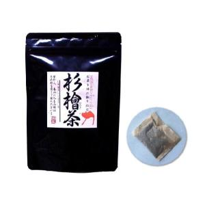 杉檜茶 ティーバッグ (5g×15包) 〜急須・煮だし用〜|shinken-club
