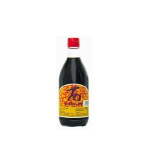 茜醤油 (500ml) 〜国産原料を信州で1年以上長期熟成させた本醸造〜|shinken-club