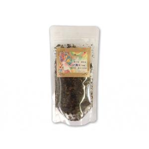 桑の葉茶 「キレイの魔法tea (30g)」 〜長野県産無農薬栽培の桑の葉・玄米使用!〜|shinken-club