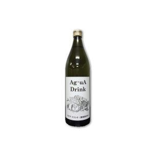 Ag・uA Drink (アグアドリンク) 酵素微泡飲料水 (900ml) 〜テネモス商品〜|shinken-club