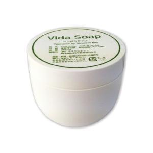 Vida Soap (ビダ石鹸) さっぱりタイプ まこも 250g 〜テネモス商品〜|shinken-club