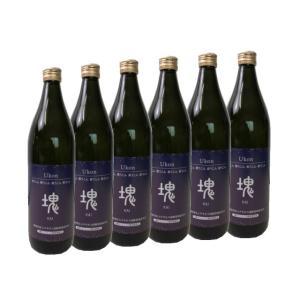 「うこん塊 (KAI)」 ウコン入り酵素飲料水 (900ml×6本) 〜テネモス商品〜|shinken-club
