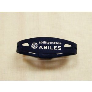 ABILES+ (アビリス プラス) 〜丸山式コイル BRACK EYE(ブラックアイ)搭載ブレスレット〜|shinken-club