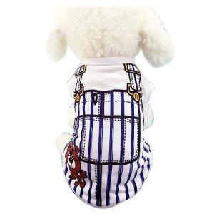 送料無料 犬服 かわいい おしゃれ ペット服 ドッグウェア 小型犬 中型犬 ペットウェア inf01