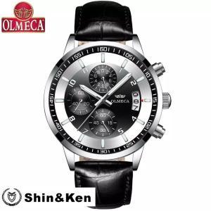わけあり セール 腕時計 メンズ ウォッチ レディース 時計 人気 ブランド OLMECA  カラー...